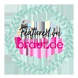 Badges Braut.de - Nati und Sascha